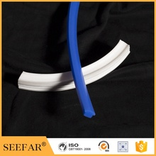 Large supply rubber seal for watertight door