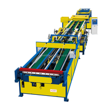 Eco-Friendly Promotion Central Air Condition & Duct Making Machine