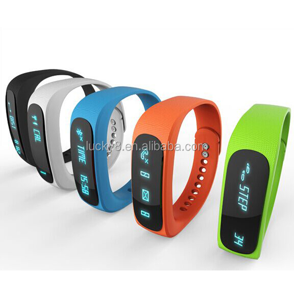 OEM&ODM 0.84 inches OLED Data Plan Optional Programmable Wall Mountable Bluetooth connectivity Fit Smart Band