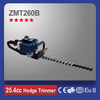 Top quality 26cc mini garden hedge trimmers ZMT260B