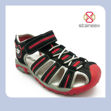 Comfort And Safety No Lace Up 2015 New Boy Sandals