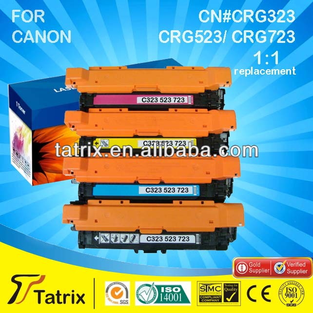 Toner CRG-323/CRG-523/CRG-723,Printer Toner CRG-323/CRG-523/CRG-723 Compatible Toner Cartridge for canon with 2 Years Warranty