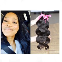 "grace hair products brazilian body wave10-30"" cheap remy 100 human hair product unprocessed14"" 16"" 18"""