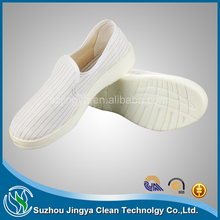 Cleanroom esd pu shoes for men