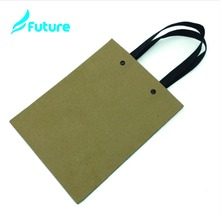 hot sale low cost raw materials of paper bag bread paper bag