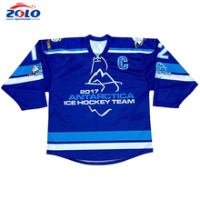 Custom OEM professional popular school team ball hockey jerseys