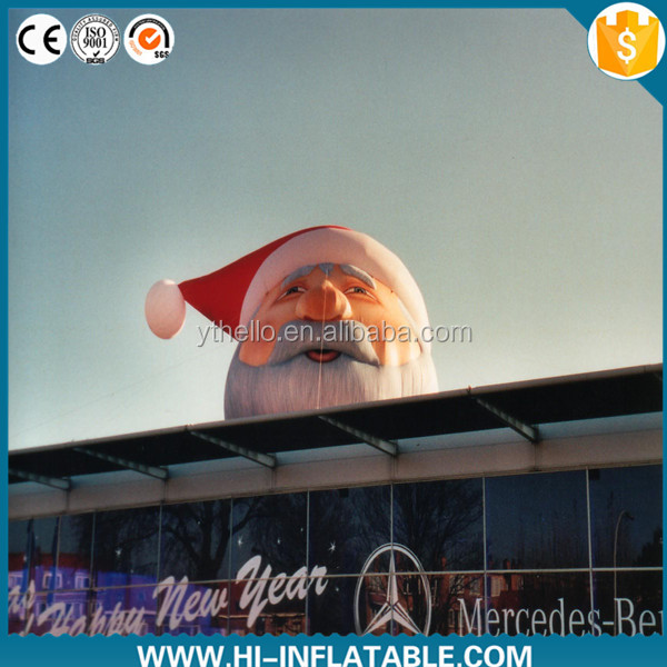 Hot sell christmas inflatables,inflatable santa,christmas gifts