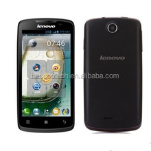 Original Lenovo A630 A630t MTK6577 Dual core 512MB/4GB 4.5inch Android4.0 GPS Russian multi language 3G Cell phone