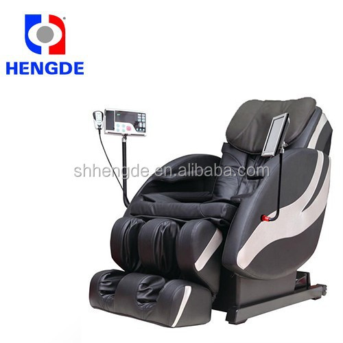 HD-8003 Hot Sale!!! Full body massage chair/Back pain equipment