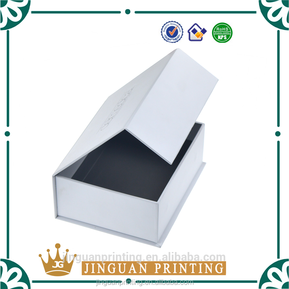 Cheap offset printing custom logo jewelry boxes