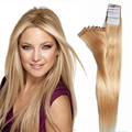 double side remy tape hair extensions