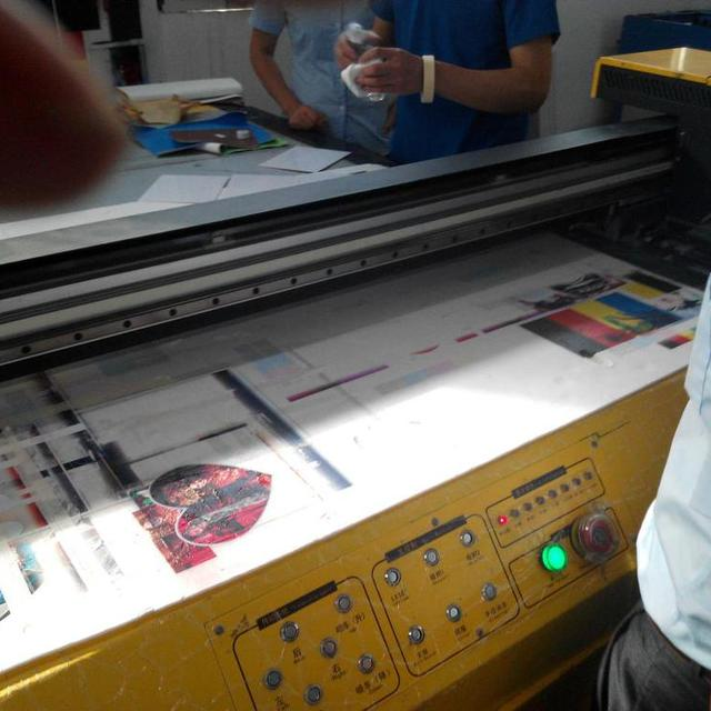 Flags Star poster Canvas Leatheawear multifunctional color printing machine
