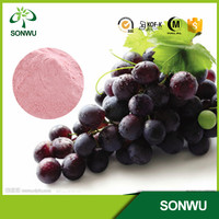 Natural grape juice concentrate powder Vitis Vinifera juice concentrate powder 10:1 20:1
