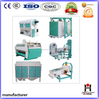 High Quality Corn Grits Maize Milling Machines For Sale