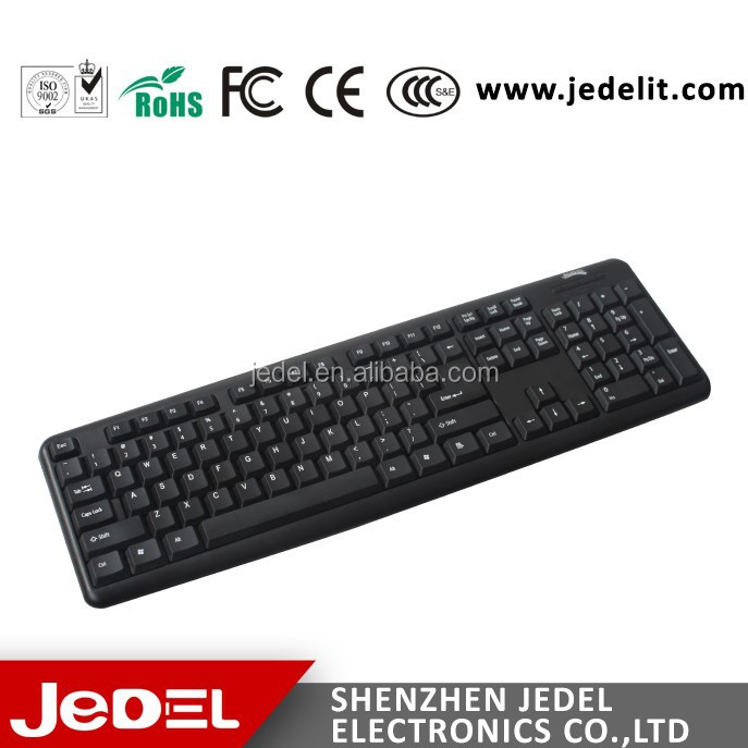 Cheapest Spanish Layout USB Wired Keyboard from China factory directly