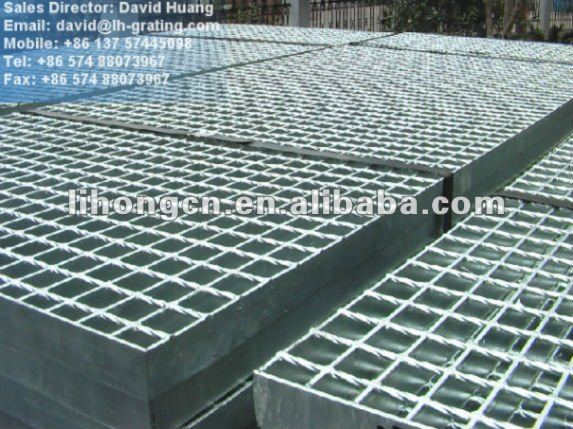 galvanized steel mesh grid
