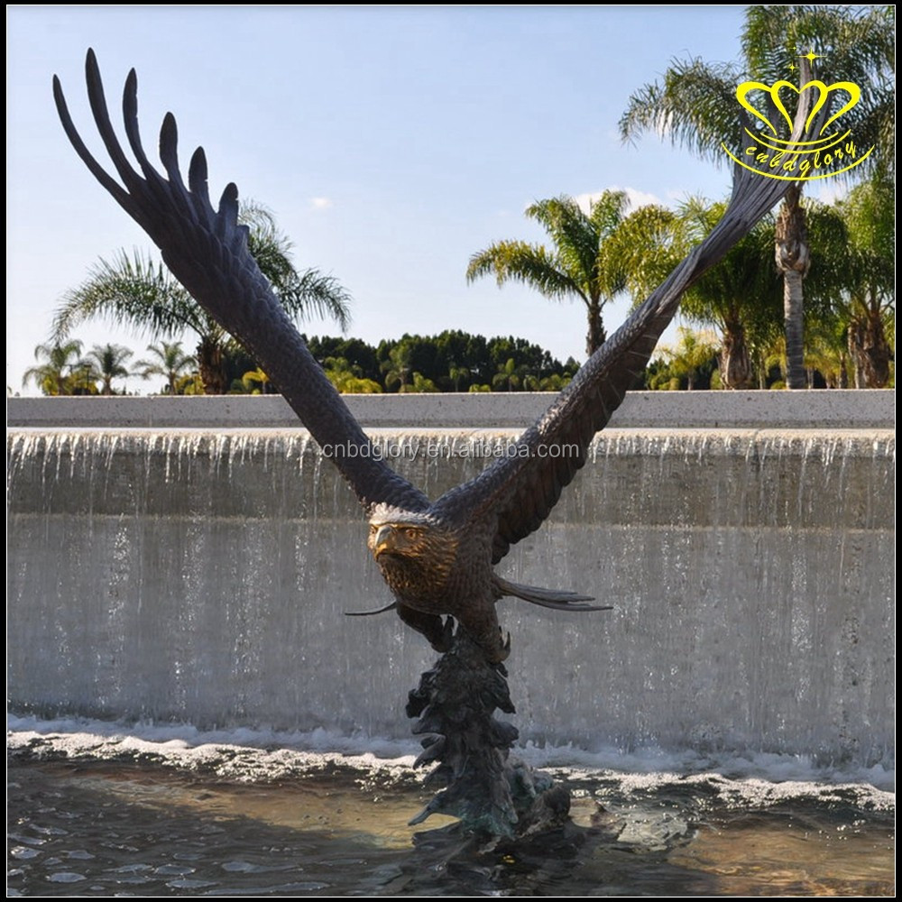 High Quality bronze eagle /brass eagle sculptures