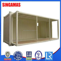 New Design 20ft Prefab Container Home Or Office