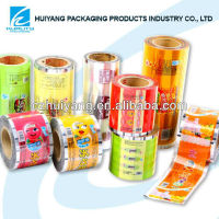 FDA Certified SAFETY FOOD GRADE water soluble plastic film for liquid packaging