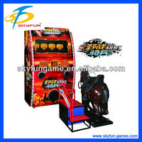 Field army cavalry horse riding simulator game machine