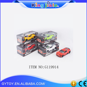Alloy toy diecast model car Certificate EN71 die cast car