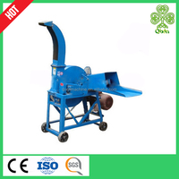 New design wheat crop cutting machine hay chopping machine