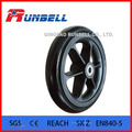 "7"" Flat Free PU Wheels"