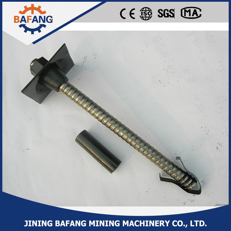 Made in China self drilling hollow grouting bolt anchor/ Hollow Grouting Rock Bolts