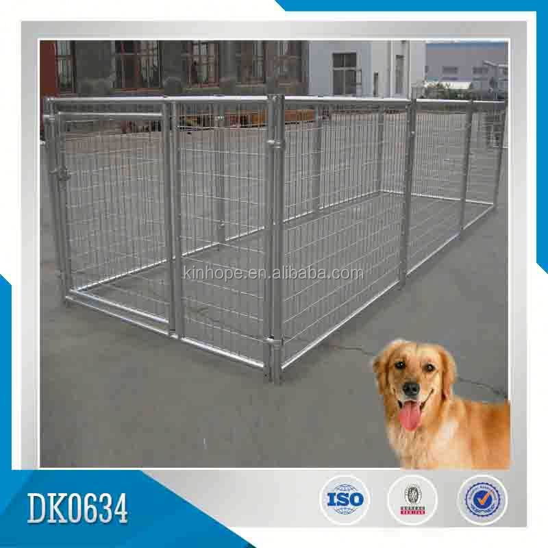 Made In China Competitive and Beautiful surface Galvanized Dog Kennel