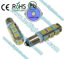 High quality h6w t4w ba9s car led bulb bax9s h6w bax9s auto led bulb t10 w5w bay9s led