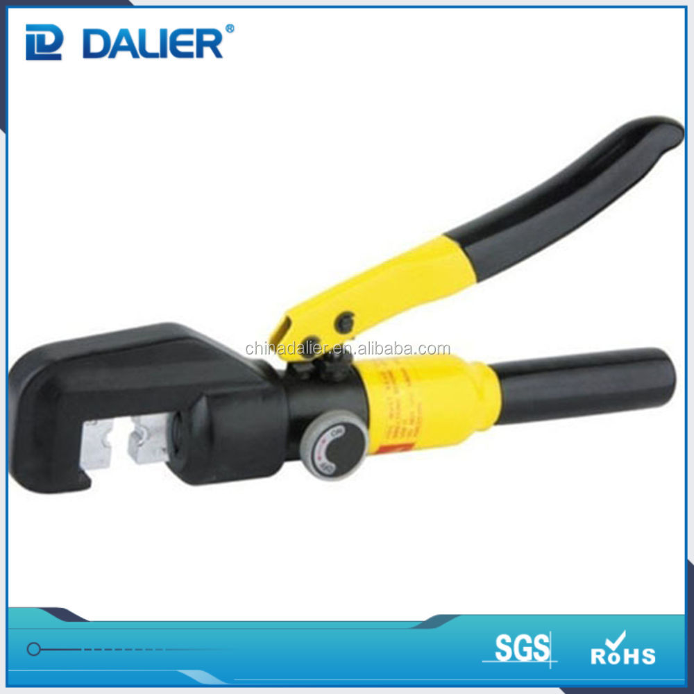 terminal crimping pliers
