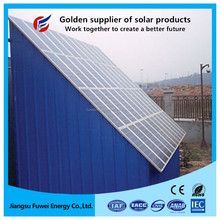 High efficiency 130W flexible solar panel for smart home lighting system