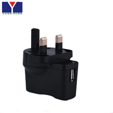 Single Wind Uk Dc Au Wall 2a Micro Travel 5v 1a usb Charger