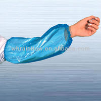 disposable waterproof PE Sleeve Cover