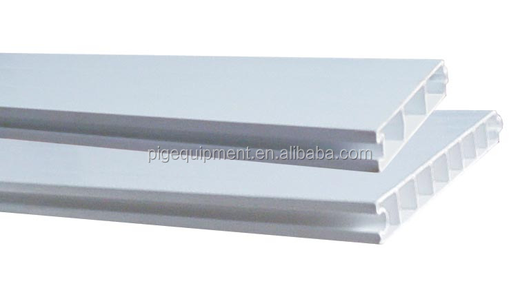 pvc board for pig farm/pvc panel for pig pen/pvc plank for farrowing crate and livestock equipments