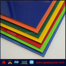 FR Aluminium composite panel PVDF coating for building