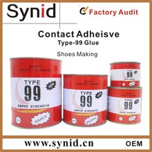 TYPE 99 adhesive, glue for shoe soles