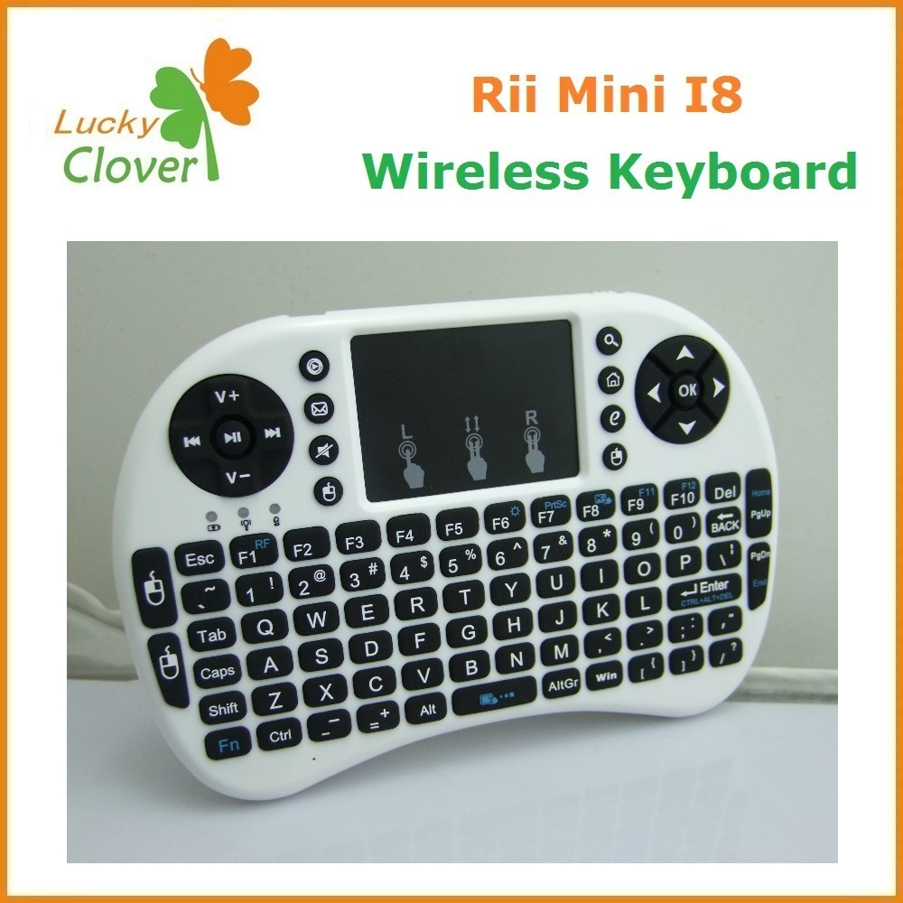 2.4ghz i8 mini wireless keyboard and mouse for android tv box