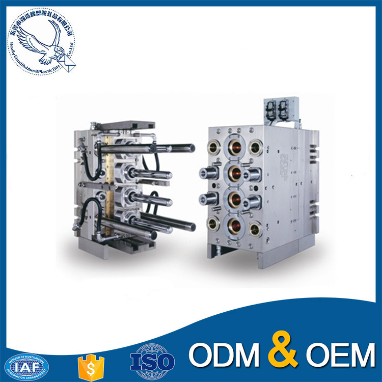 OEM/ODM Custom Plastic Injection Mould for STB Set Top Box