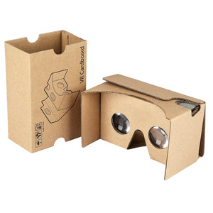 google cardboard v2 google cardboard vr 3d glasses 37mm lens wider 3d viewing