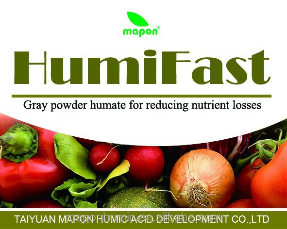 NPK Humate Fertilizer