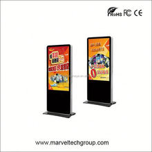 55 Inch Stand Alone Marvel Good Quality hdd media player