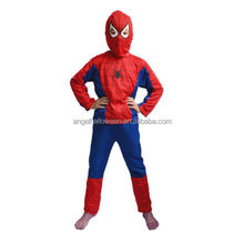 Carnival party funny cosplay fancy dress kid spiderman costume FC2277