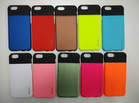 flip tpu case for phone 6 For iphone 5 fashion Diamond Hard Cover silica gel For i6 case