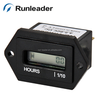 Resettable AC DC Hour Meter For