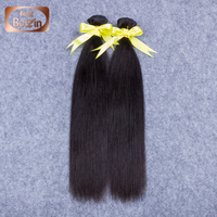 Best Selling Malaysian Virgin Hair Tangle And Shedding Free Natural Color 100% Malaysian Straight Virgin Hair