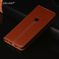 High quality phone cover leather case for Huawei honor 7i