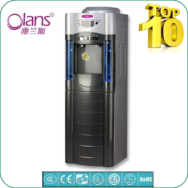 2014 newest floor standing hot &cold water dispenser,household universal tap water dispenser with alkaline water
