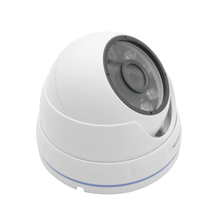 LS VISION Indoor/Outdoor Dome Security Camera with Motorized Lens 4MP IP FHD