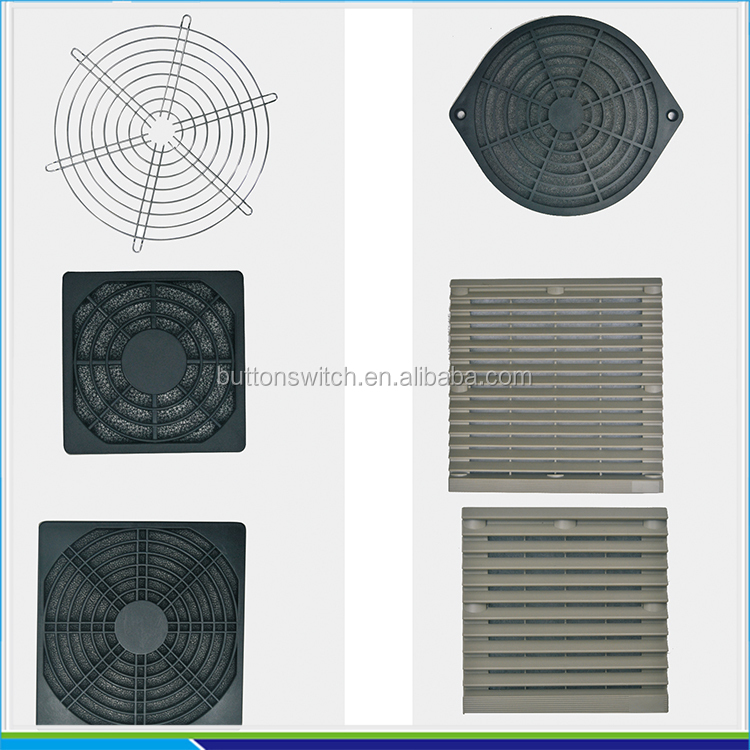 F17 High static pressure and air folw 180mm ac axial cooling fan 180*180*60mm 180mm ac axial cooling fan